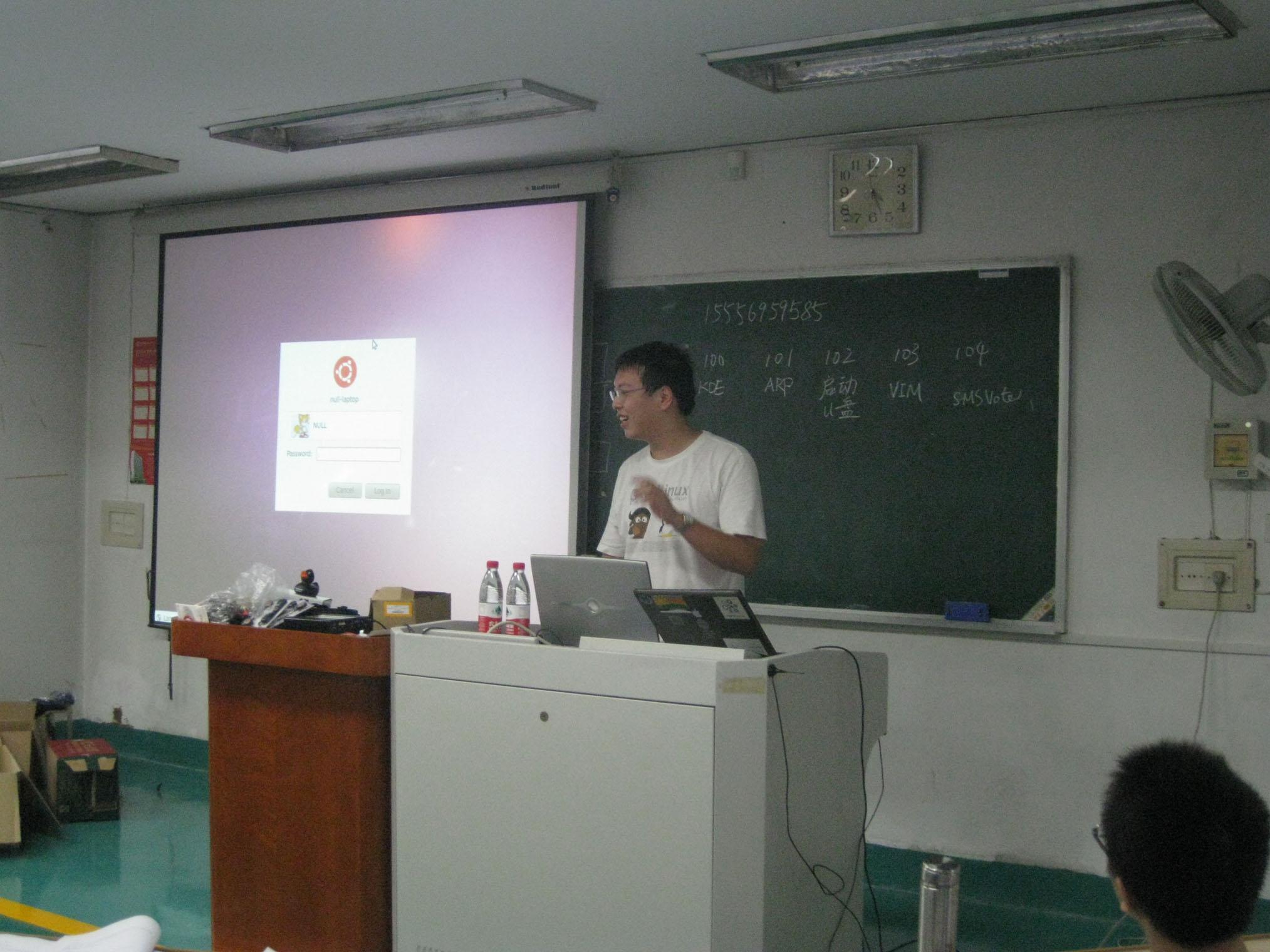 KDE桌面展示